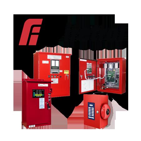 FIRETROL.                   Controladores eléctricos de bombas contra incendios