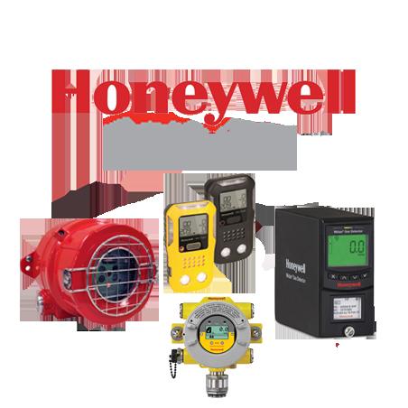 HONEYWELL - ANALYTICS,  Detectores portátiles - fijos - control llamas - gases.