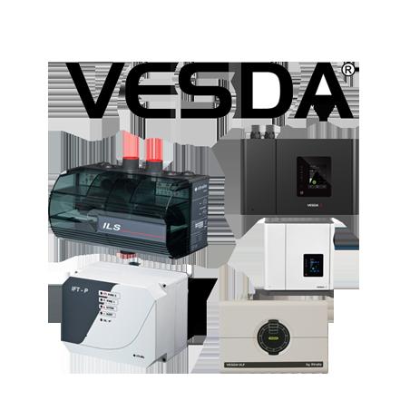 VESDA.   Sistemas contra incendio - detectores de humo por aspiración