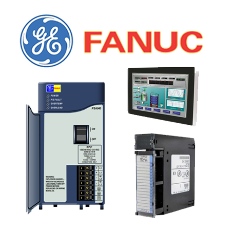 GE FANUC    Módulos controladores - monitores HMI - Pac systems