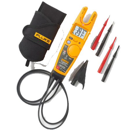 Comprobadores eléctricos / comprobadores de continuidad de Tensión