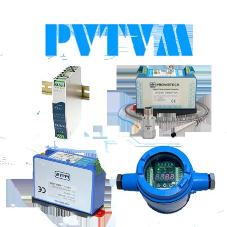 PVTVM. Monitoreo de vibración, diagnóstico - turbinas - bombas