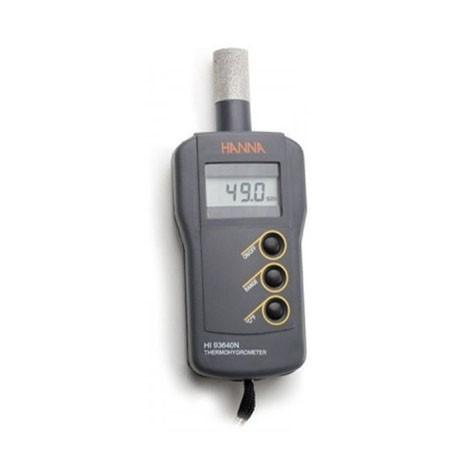 Termohigrómetros
