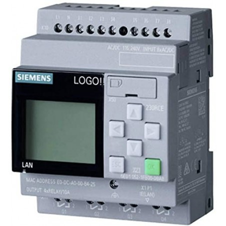 PLC  ( Controladoras Lógicas Programables  )
