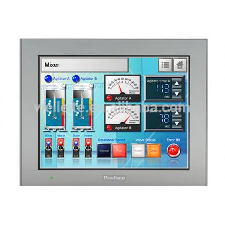 Programas  (HMI) para Monitores Industriales