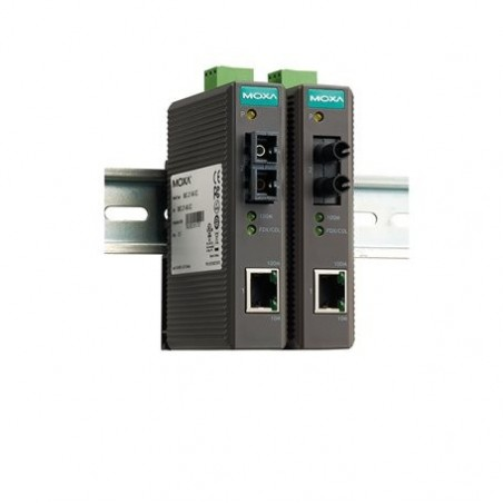 Convertidores  Ethernet - Fibra - RS-232 - RS-422/485